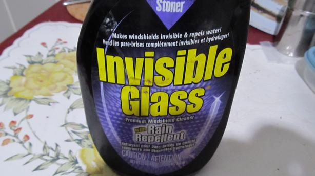 GLASS CLEANING PRODUCTS