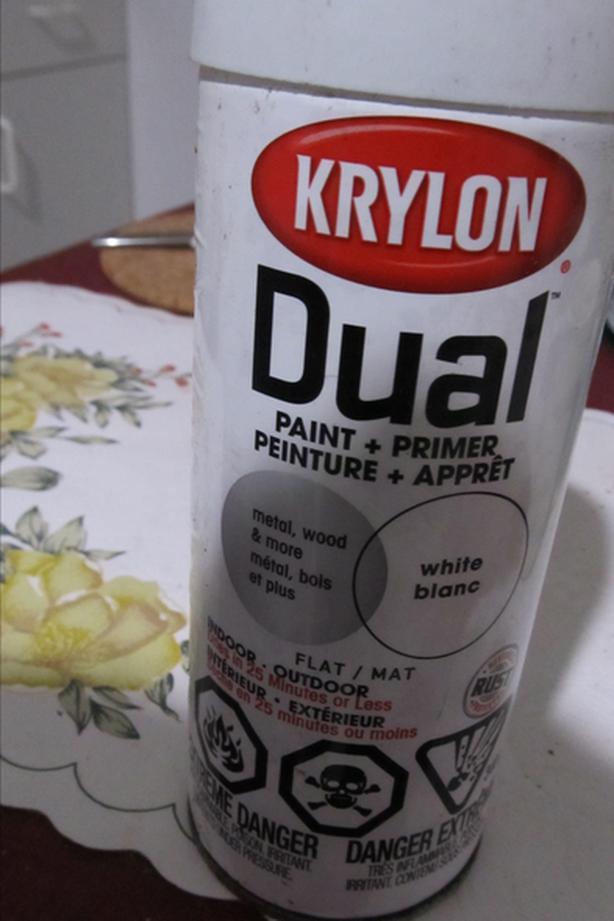 KRYLON DUAL PAINT AND PRIMER