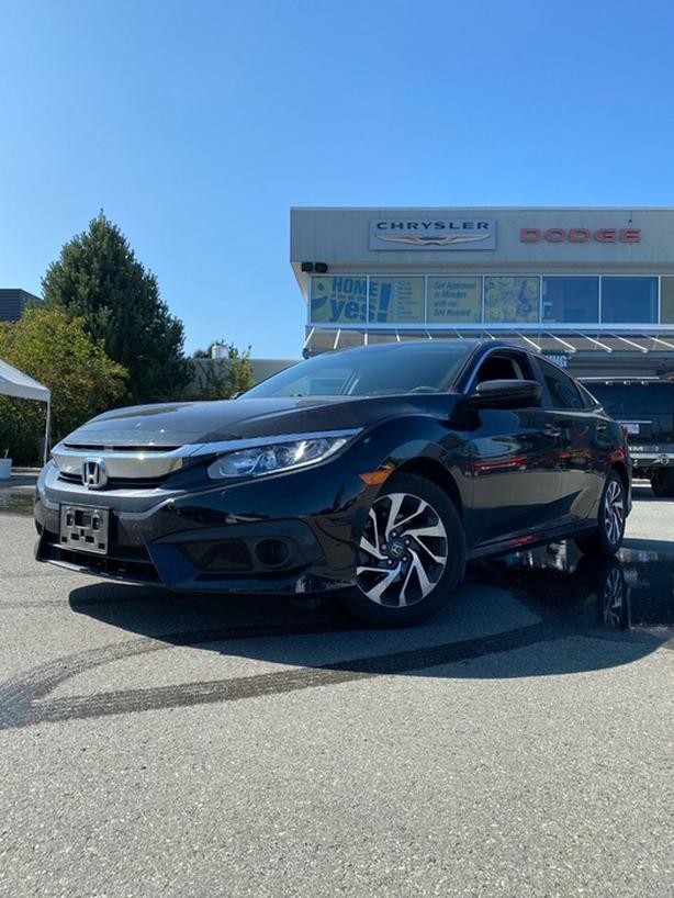 Used 2018 Honda Civic SE Sedan