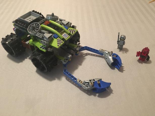 Lego 8190-1 Claw Catcher Power Miners