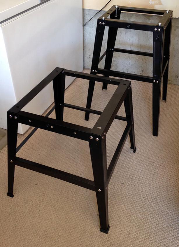 NEW! Adjustable Height Stand