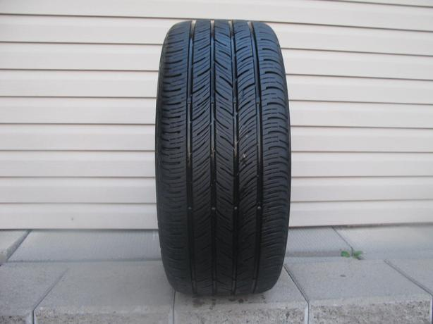 ONE (1) CONTINENTAL CONTIPROCONTACT TIRE /235/40/18/ - $50