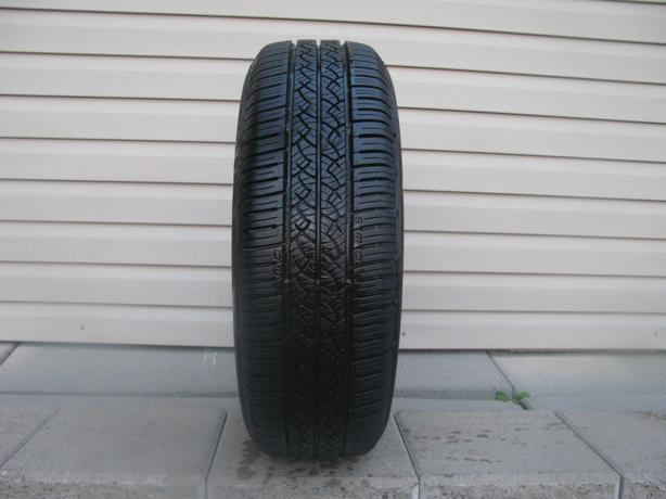 ONE (1) CONTINENTAL TRUE CONTACT TIRE /195/65/15/ - $30