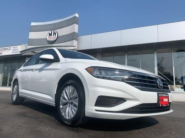 Used 2019 Volkswagen Jetta 1.4 TSI Comfortline HEATED SEATS REAR CAMERA Sedan