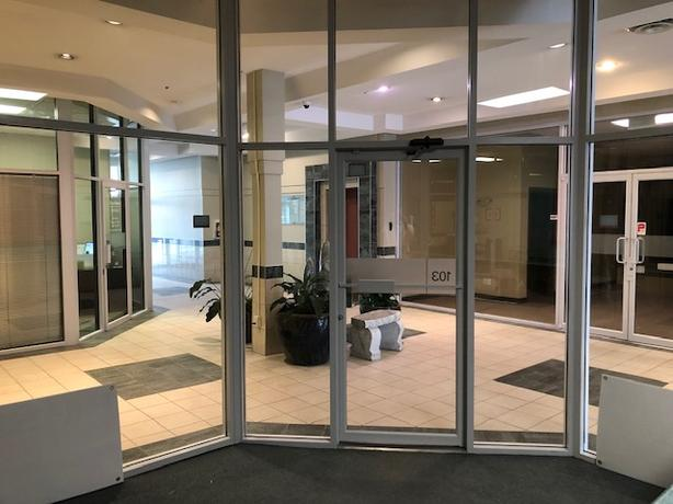 Atrium Office in the Chilliwack Business Centre - For Lease