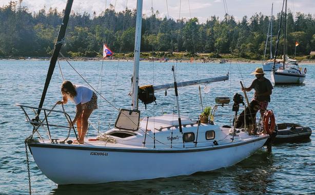 26' International Folkboat for sale