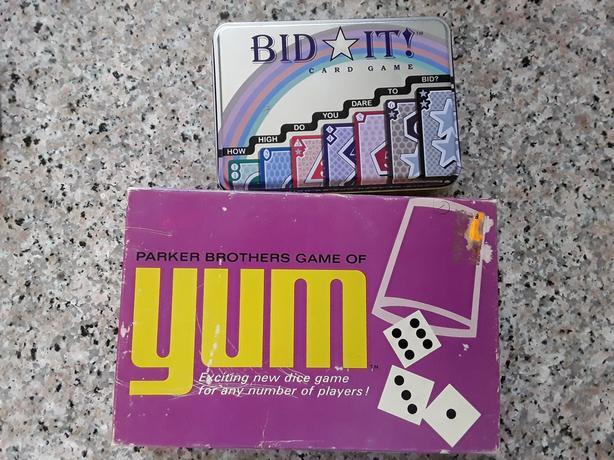 Card/dice games