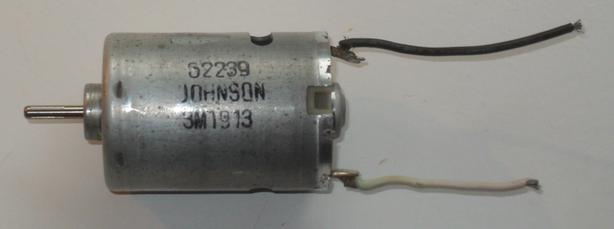 2 Small DC Motors