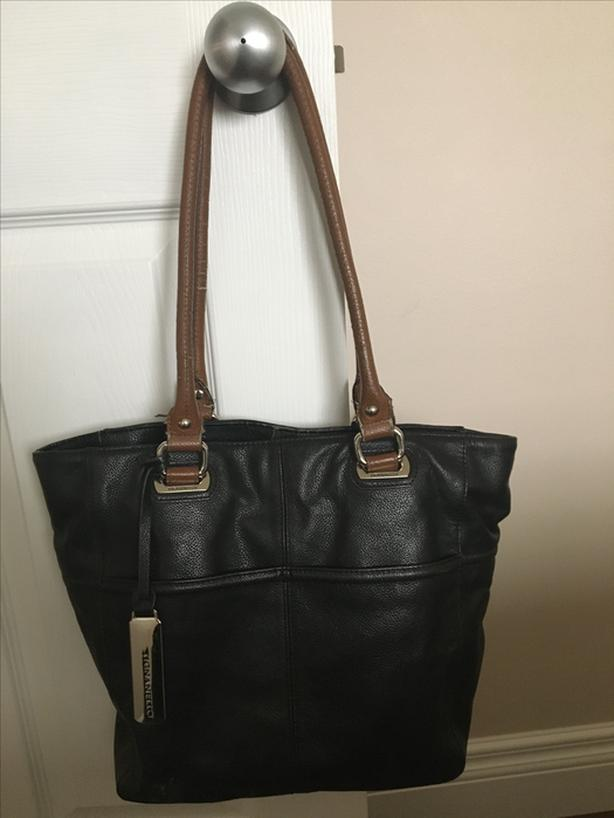 Tignanello Leather Purse/Tote