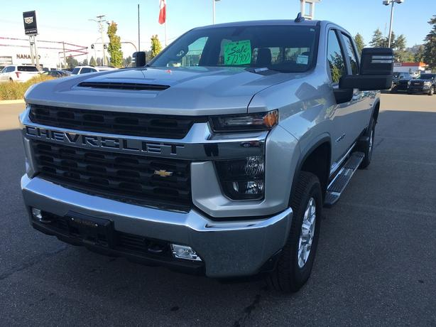 2020 CHEVY 3500 LT DIESEL FOR SALE IN NANAIMO