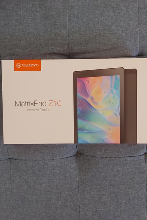 "10"" Tablet Matrixpad Z10 (Almost new)"