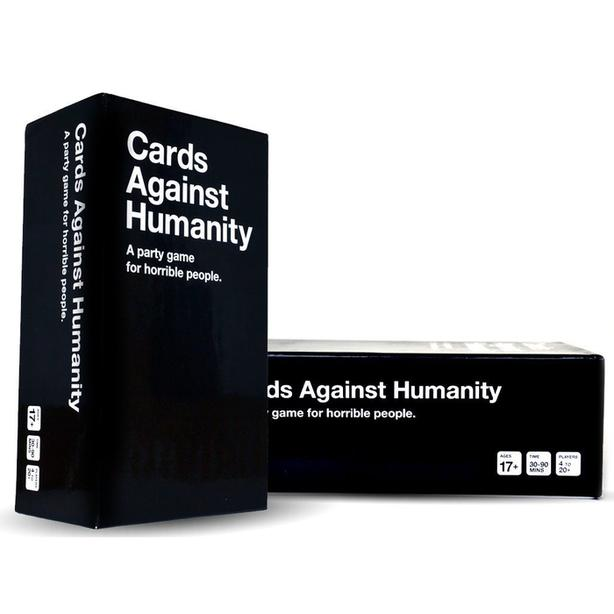 NEW Cards against humanity game