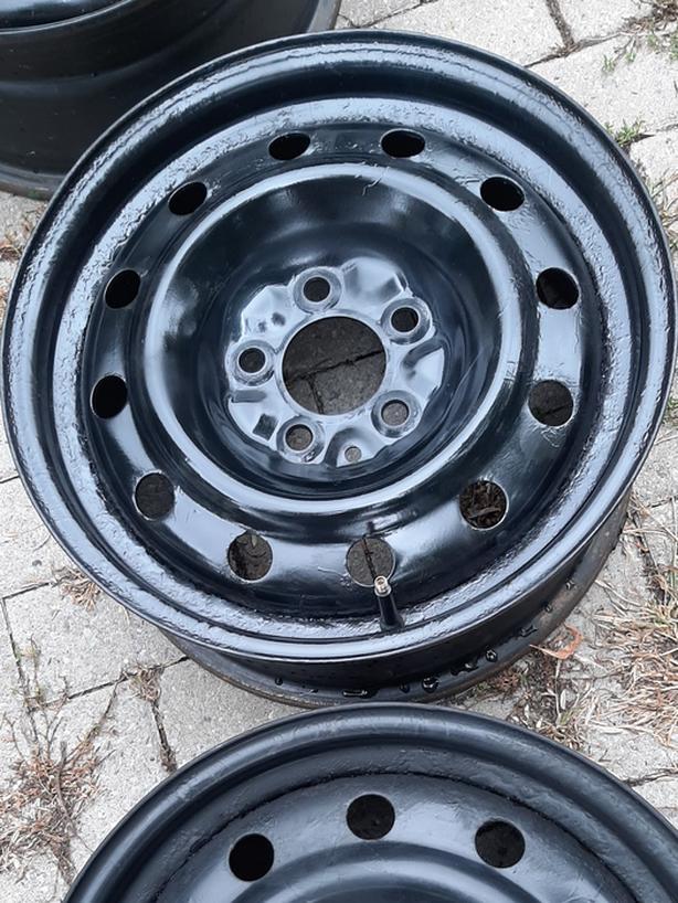 Steel Rims 16 inch