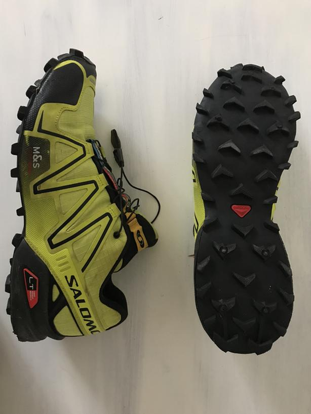 salomon speedcross 3 used car