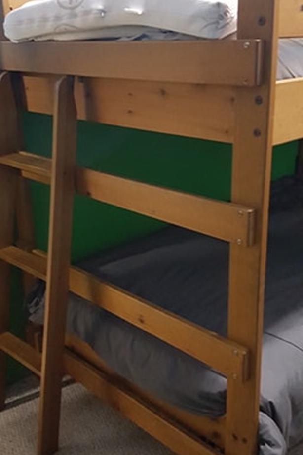Pine Bunk Bed