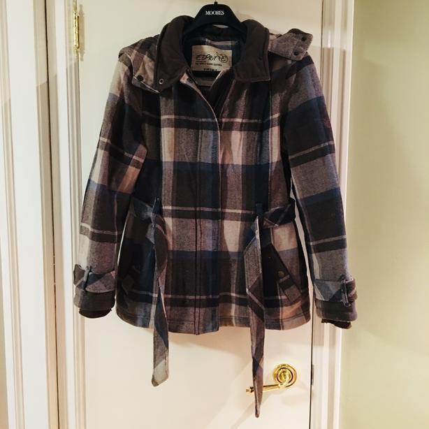 Espirit winter coat, 12