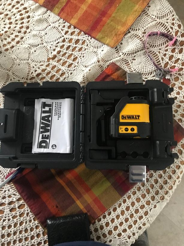 Dewalt DW 088 Lazer Level