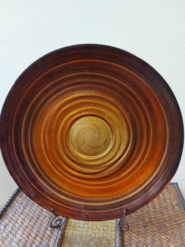 Stand tray for home decor