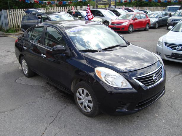 2012 Nissan Versa ***Safety ON or QC Included***