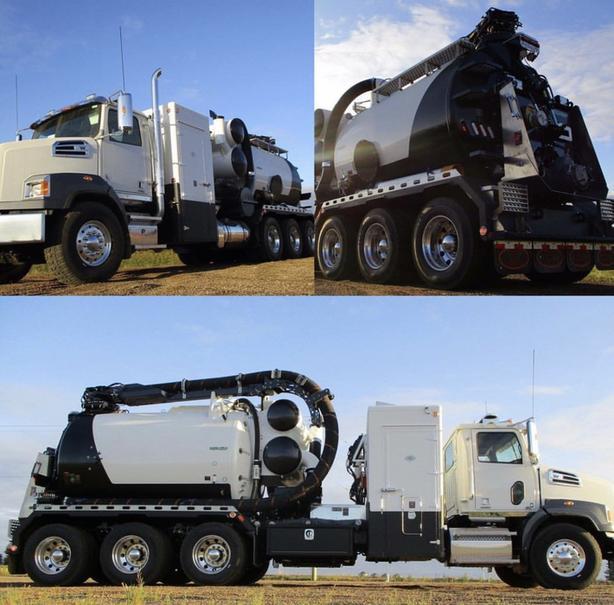 Hydro - Vac Company