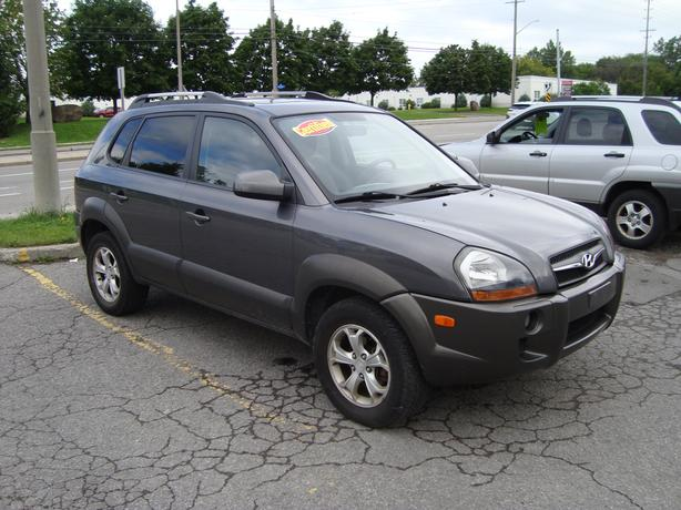 2009 Hyundai Tucson Loaded !!!