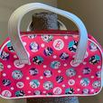 Like New Large Barbie Purse Bag By Mattel - $25