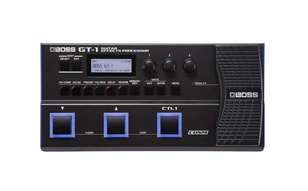 Boss GT1 multi effects pedal