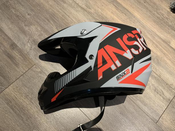 Full Face Helmet - MTB/ATV/BMX/Motocross