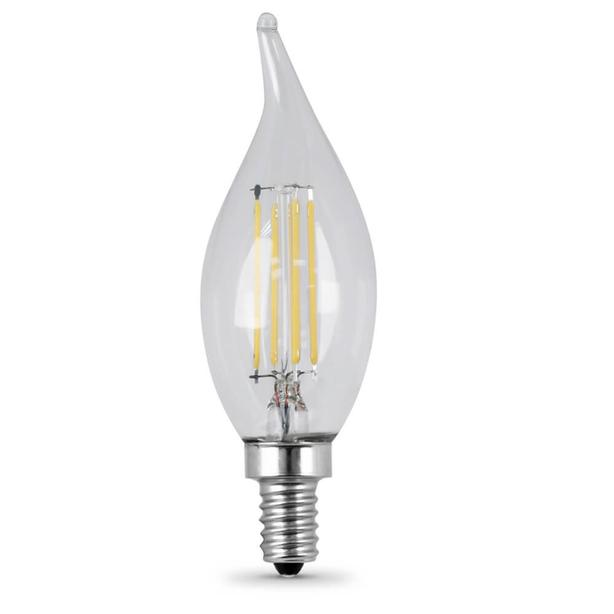 Dimmable 40W LED Chandelier Candelabra bulbs
