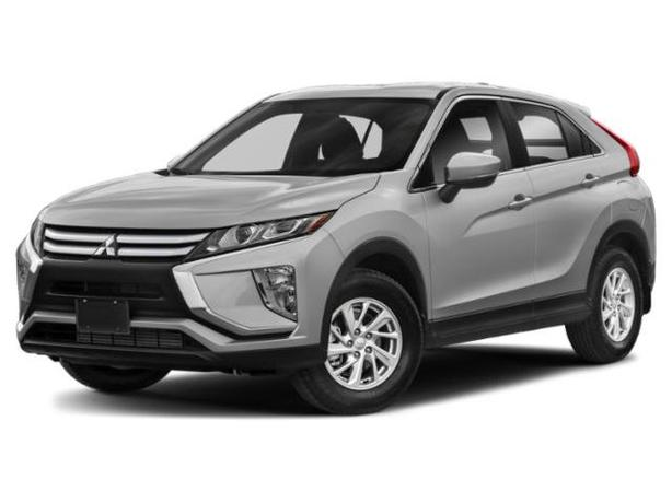 Pre-Owned 2019 MITSUBISHI ECLIPSE CROSS SE BLACK EDITION Four Wheel Drive S-AWC