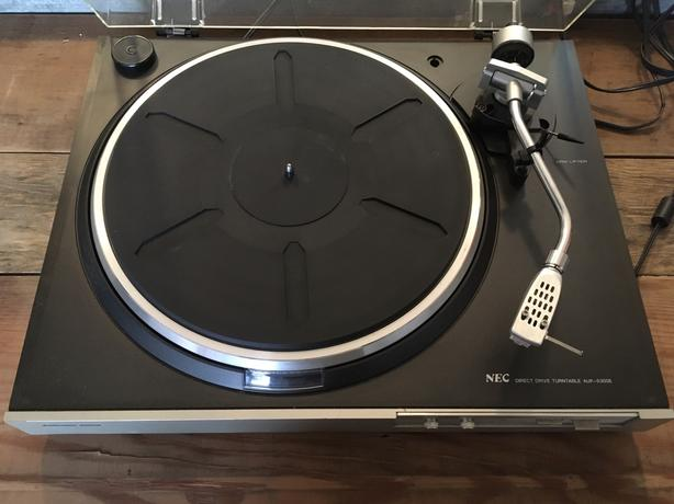 NEC Direct Drive Turntable AUP 6300E