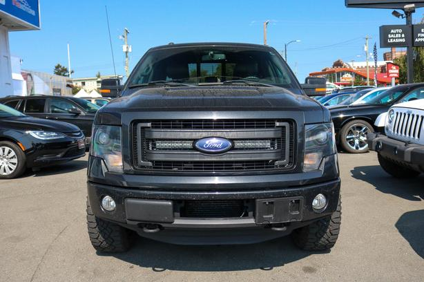 2013 Ford F-150 FX4 4X4 - NO ACCIDENTS!
