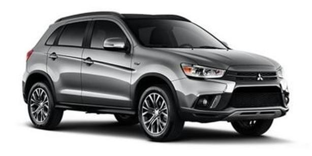 Pre-Owned 2019 MITSUBISHI RVR SE BLACK EDITION Four Wheel Drive AWC
