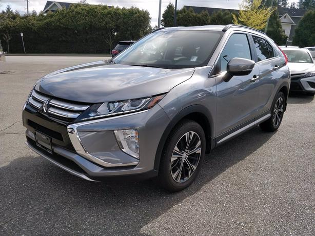 Pre-Owned 2018 MITSUBISHI ECLIPSE CROSS SE Four Wheel Drive S-AWC