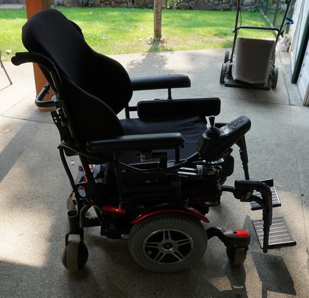 WANTED: Power wheel chair controller