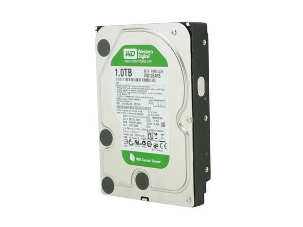 Western Digital 1TB SATA Desktop Hard Drive