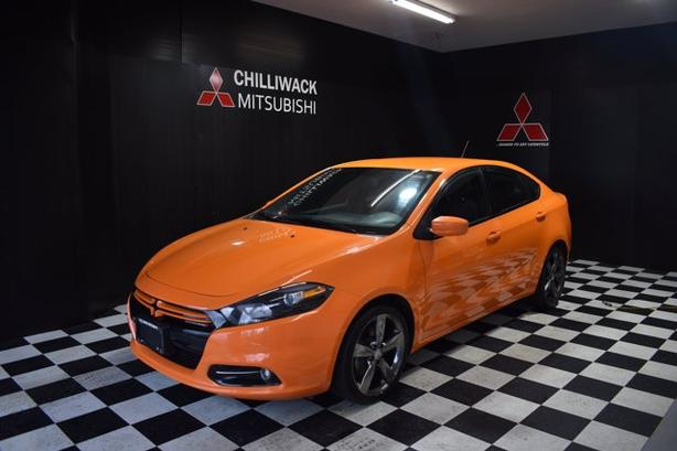 Pre-Owned 2013 Dodge Dart Rallye FWD 4dr Car