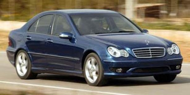 Pre-Owned 2005 Mercedes-Benz C-Class C 230 RWD 4D Sedan