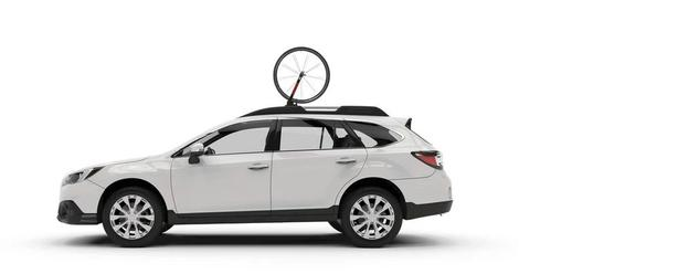 Rooftop Bike Carrier