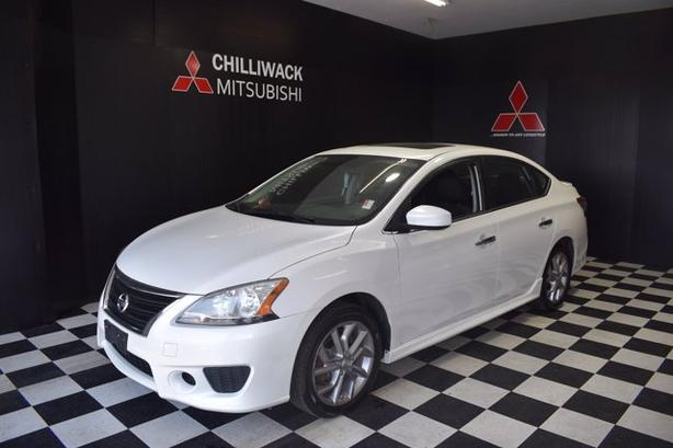 Pre-Owned 2014 Nissan Sentra S FWD 4dr Car