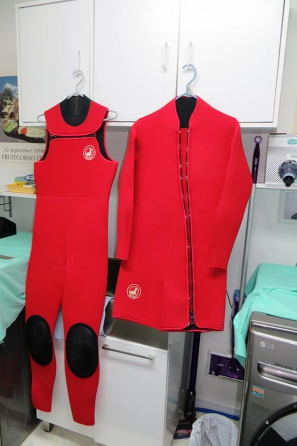 Brooks Wet Suit