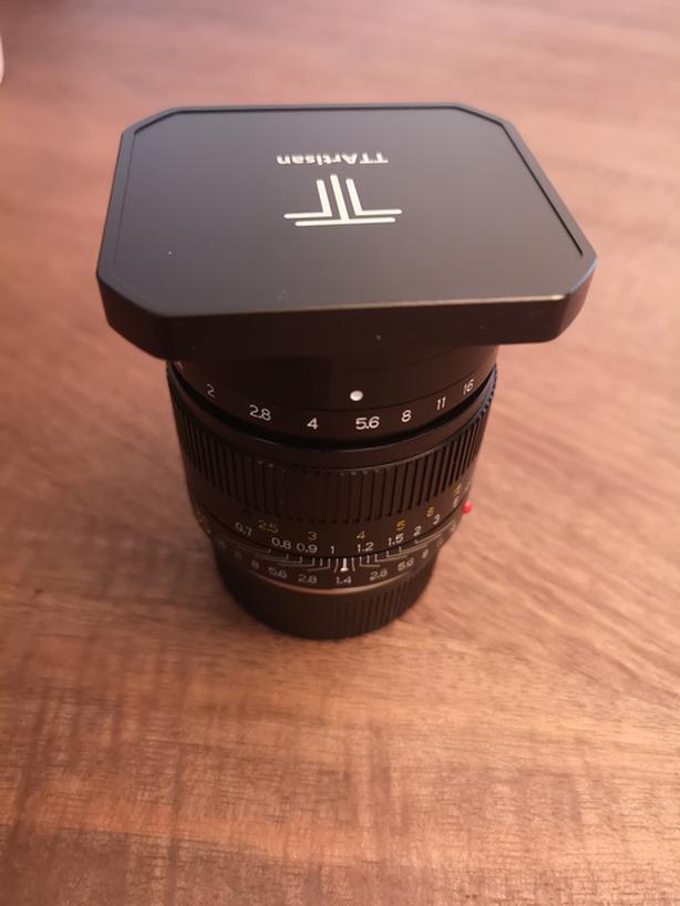TTArtisan 35mm F1.4 Full Frame Lens for Leica M-Mount