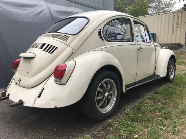Awesome original Volkswagen VW Beetle/Bug project