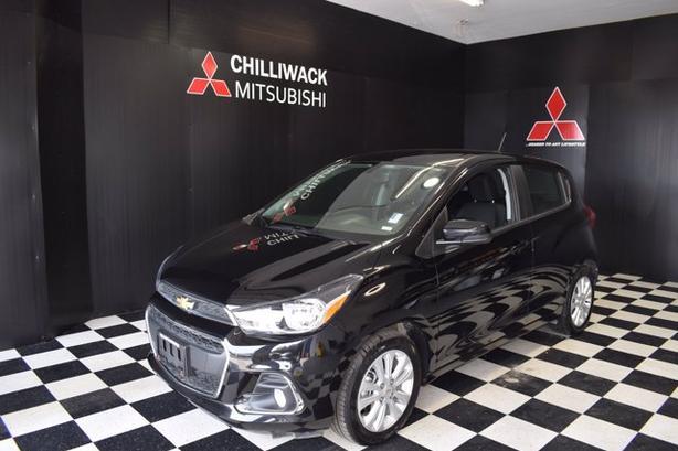 Pre-Owned 2018 Chevrolet Spark LT FWD Hatchback