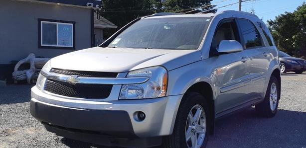 2006 Chevrolet Equinox Black Creek Motors