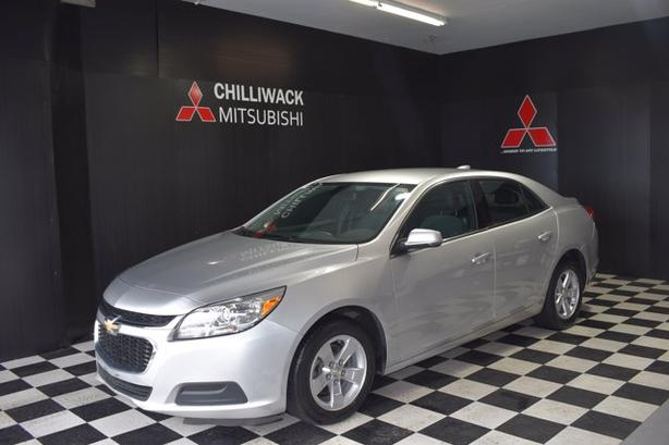 Pre-Owned 2016 Chevrolet Malibu Limited LT FWD 4dr Car