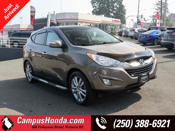 Used 2013 Hyundai Tucson Limited AWD | One Local Owner | No Accidents SUV