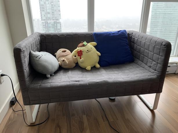 Two-seat sofa