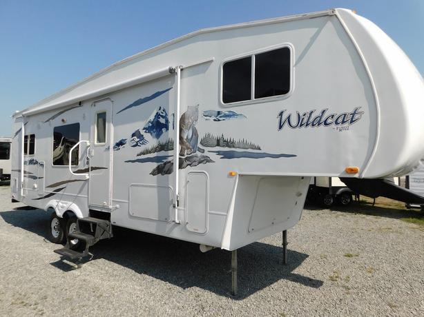 2007 Wildcat F28 STK# A07C4595