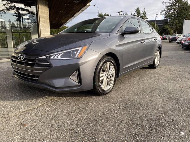 Pre-Owned 2019 Hyundai Elantra Preferred FWD 4D Sedan